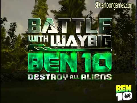 Video Ben10 Destroy All Aliens Battle With Waybig 3D Unity download in MP3, 3GP, MP4, WEBM, AVI, FLV January 2017