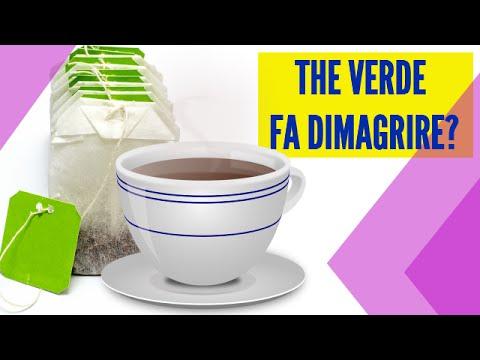 il tè verde aiuta a dimagrire