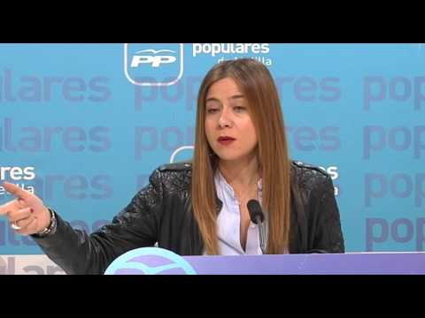 """Acedo pide a PSOE y C´s """"menos indeterminación y más apoyo al Gobierno en política de Estado"""""""