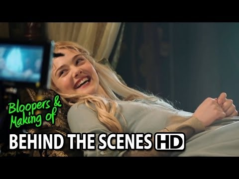 Maleficent (2014) Making of & Behind the Scenes