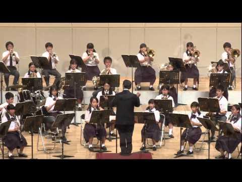 中間東中学校吹奏楽部 第56回筑豊吹奏楽祭(福岡県中間市