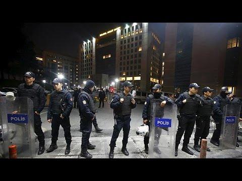 İstanbul'da rehin olayı kanlı bitti:2 terörist öldü, savcı ağır yaralı