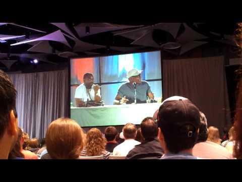 Star Trek: TNG 25th Anniversary Panel