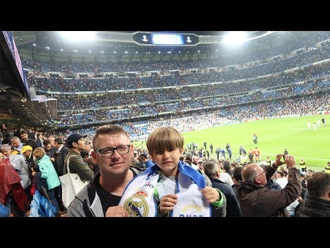 My Dream Came True - HAPPY - Champions League Game Fifa18 - Real Madrid