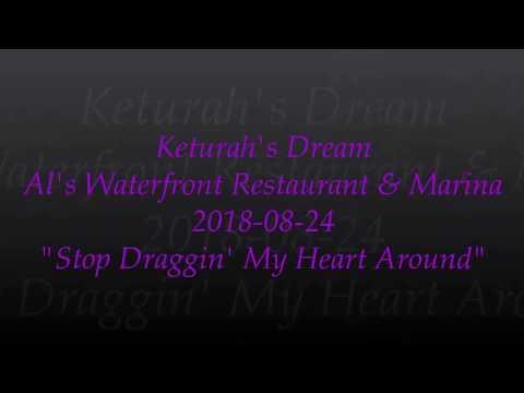 Keturah's Dream at Al's Waterfront Restaurant & Marina, East Providence, RI, 2018-08-24