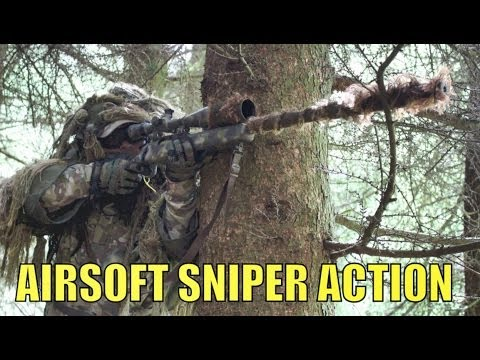 scoutthedoggie - Over 13 minutes of Airsoft with two snipers at Section8. Daedalus is on the opposite team from these guys and he appears at the end of the video, but will he...