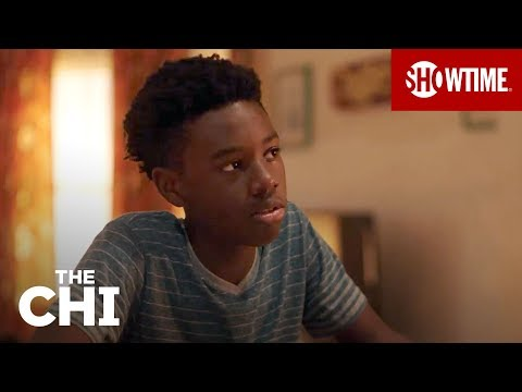'Heart-to-Heart Talk' Ep. 5 Scene Set Up w/ Alex Hibbert   The Chi   Season 2