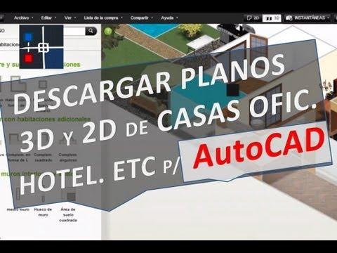 Descargar planos videos videos relacionados con for Programa planos 2d