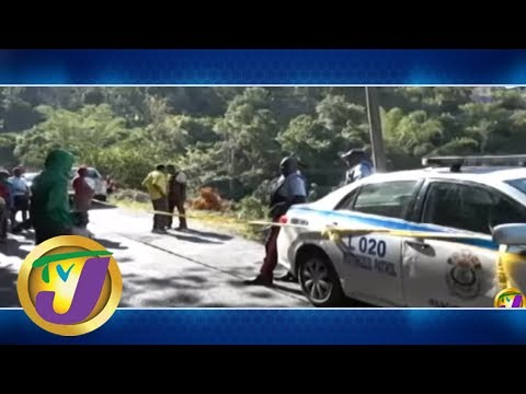 TVJ News: Triple Murder in Manchester (Midday News) April 23 2019
