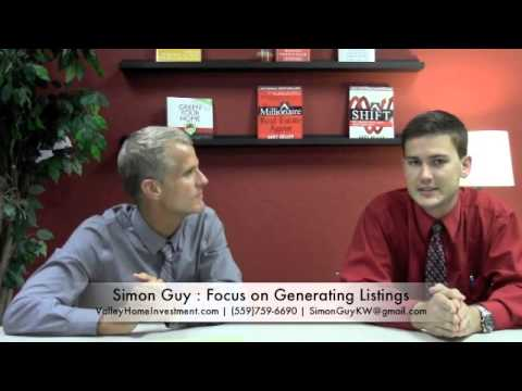 """How """"Young Gun"""" Realtor Simon Guy Gets More Listings with Leverage – w/ Brian Icenhower"""
