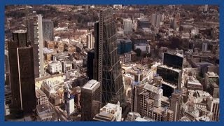 The Cheesegrater | First look Inside London's tallest office space