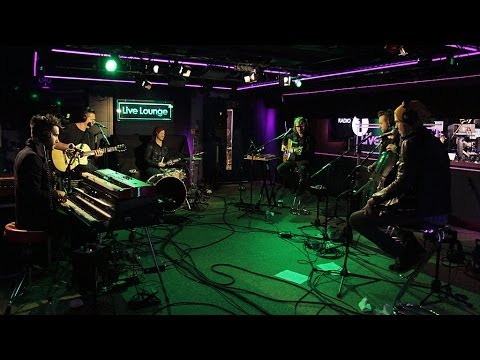 LIVE - One Republic cover John Newman's Love Me Again in the Live Lounge for Fearne and BBC Radio 1.