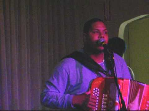 Brad Randell and the Zydeco Ballers at the German Club