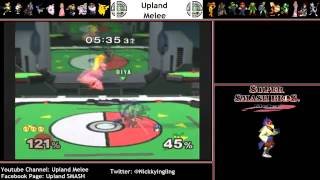 High School Smash Tournament Grand Finals: Mixx vs The Prince (insane matches)