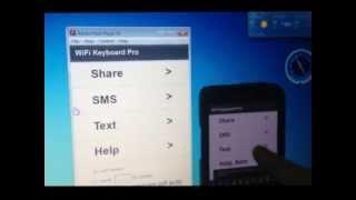 WiFi Keyboard Pro YouTube video