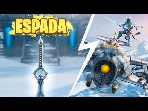 Prop hunt - **NUEVA** ESPADA llegará a FORTNITE: Battle Royale