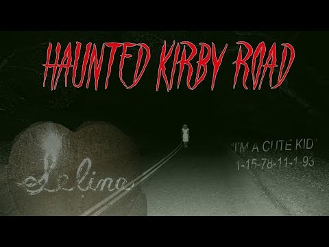 HAUNTED KIRBY ROAD - HELL HOUSE - (3 AM CHALLENGE) - CAUGHT A GHOST VOICE ON CAMERA ON KIRBY RD