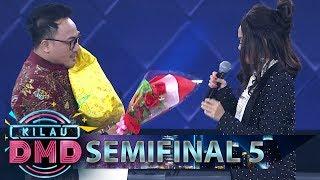 Video Akhirnya Candra Fans Rina Nose Bertemu Dgn Idolanya Sambil Kasih Bunga - Semifinal Kilau DMD (23/3) MP3, 3GP, MP4, WEBM, AVI, FLV Desember 2018