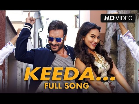 Keeda Full Song : Action Jackson