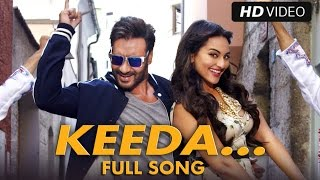 Keeda – Action Jackson (Video Song) | Ajay Devgn, Sonakshi Sinha