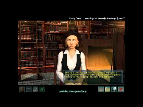 Les Enqu�tes de Nancy Drew : Ghost Dogs of Moon Lake PC