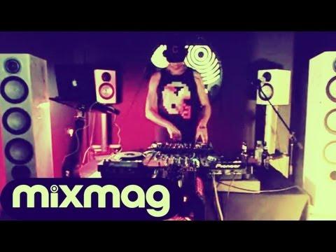MK deep house DJ set in Mixmag's Lab