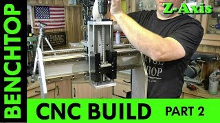 Download Lagu Building a Benchtop CNC -Part 2 - Z-Axis Mp3