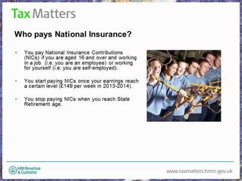 What is National Insurance. Who pays National Insurance?