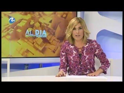 """COSITAL Valencia en """"Al Dia Comunitat Valenciana"""" de Mediterráneo TV"""