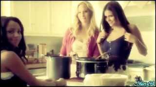 The Vampire Diaries Bloopers - The Best Of Nina Dobrev
