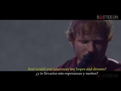 Ed Sheeran - One (Sub Español + Lyrics)