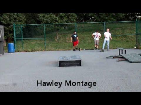 Hawley Skate Park Montage Sorta