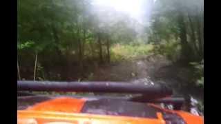 6. Polaris Ranger Big Swamp (inside the ride)