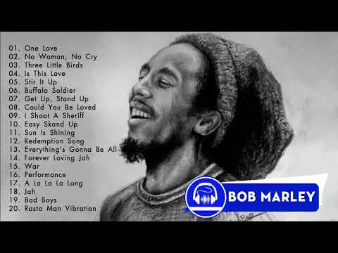 Bob Marley Greatest Hits Full Album - The Very Best of Bob Marley