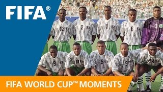 A Super Eagle in the heart of the great Nigerian teams of the 90s, Sunday Oliseh talks to FIFA Futbol Mundial about the dedication and talent of the team at ...