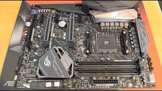 Today we check out one of the most expensive x370 motherboards you can get!Big thanks to http://www.playtech.co.nz for supporting me!I have lots of awesome showdowns coming up, so hit that subscribe button!Also follow me on Twitter if you want to be kept updated!Twitter: https://twitter.com/TechShowdownYT