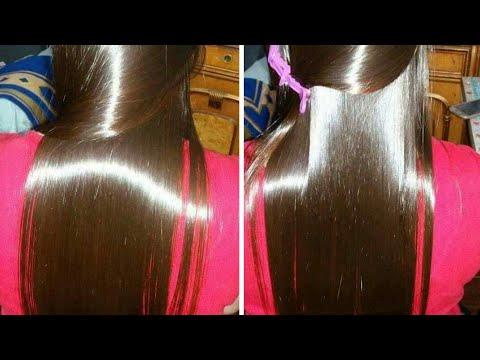 العرب اليوم - دهان يومي يجعل شعرك طويلًا وناعمًا