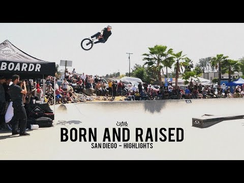 2018 Born and Raised: San Diego Highlights