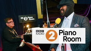 Download Lagu Gregory Porter - Just The Way You Are (Bruno Mars cover - Radio 2's Piano Room) Mp3