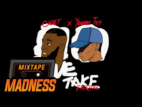 CADET X YOUNGS TEFLON | ONE TAKE FREESTYLE @MixtapeMadness @YoungsTeflon @Callmecadet