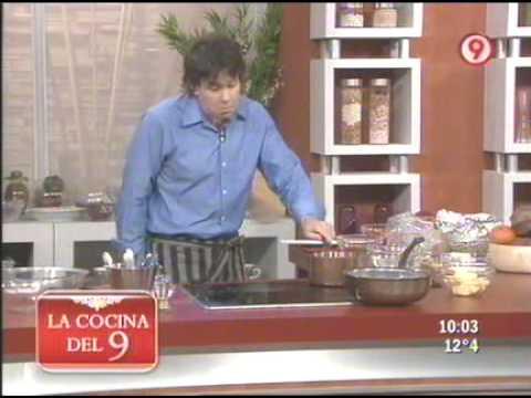 Lemon Pie a lo Maestro - 1 de 4 - Ariel Rodriguez Palacios