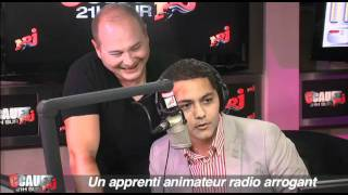 Video Un apprenti animateur radio arrogant - C'Cauet sur NRJ MP3, 3GP, MP4, WEBM, AVI, FLV Agustus 2017