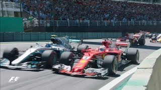 Video 2017 Brazil Grand Prix: Race Highlights MP3, 3GP, MP4, WEBM, AVI, FLV November 2017