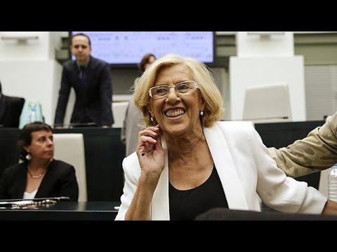 Ισπανία: Οι «αγανακτισμένοι» αγκυροβόλησαν σε Μαδρίτη-Βαρκελώνη