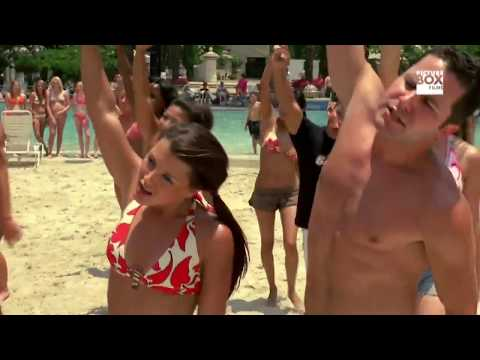 TonyG_Tony Gonzalez Choreography Bring It On In It To Win It Beach Dance / Cheer Scene