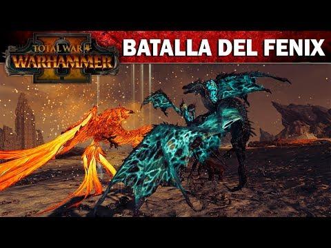 Total War: Warhammer 2   Batalla HISTÓRICA de la MADRE DE LA LLAMA