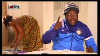 Supporters avec Kouthia - Modou Lo vs Eumeu Séne - Episode 1
