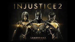Injustice 2 Chapter 8 Wonder Woman Complete Walkthrough No Commentary
