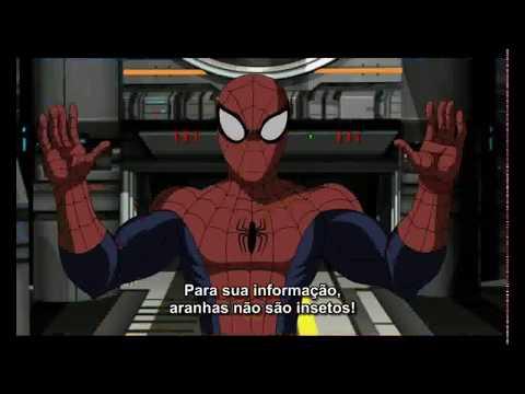 Spider-Man - Pew Pew Guns, I Love Pew Pew Guns