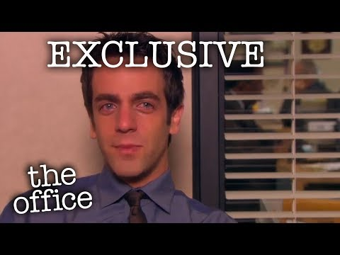 David Wallace Makes Ryan Cry (EXCLUSIVE) - The Office US